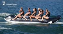 WHALE RIDE 10-Passenger Side-by-Side Commercial Banana Boat
