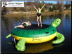 Turtle Hop 9'  Water Bouncer by Island Hopper (SKU: 11-01230)