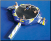Rebound 12 Aquapark from Aquaglide (SKU: 10-01774)