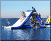 Freefall Extreme Slide from Aquaglide (SKU: 10-01828)
