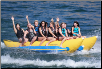 Island Hopper Commercial 10-Passenger Side-by-Side Banana Boat