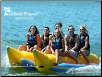 Island Hopper Commercial 6-Passenger Side-by-Side Banana Boat (SKU: 11-01316)